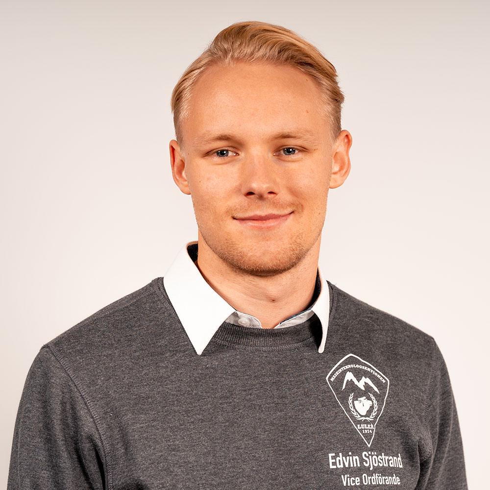 Edvin Sjöstrand