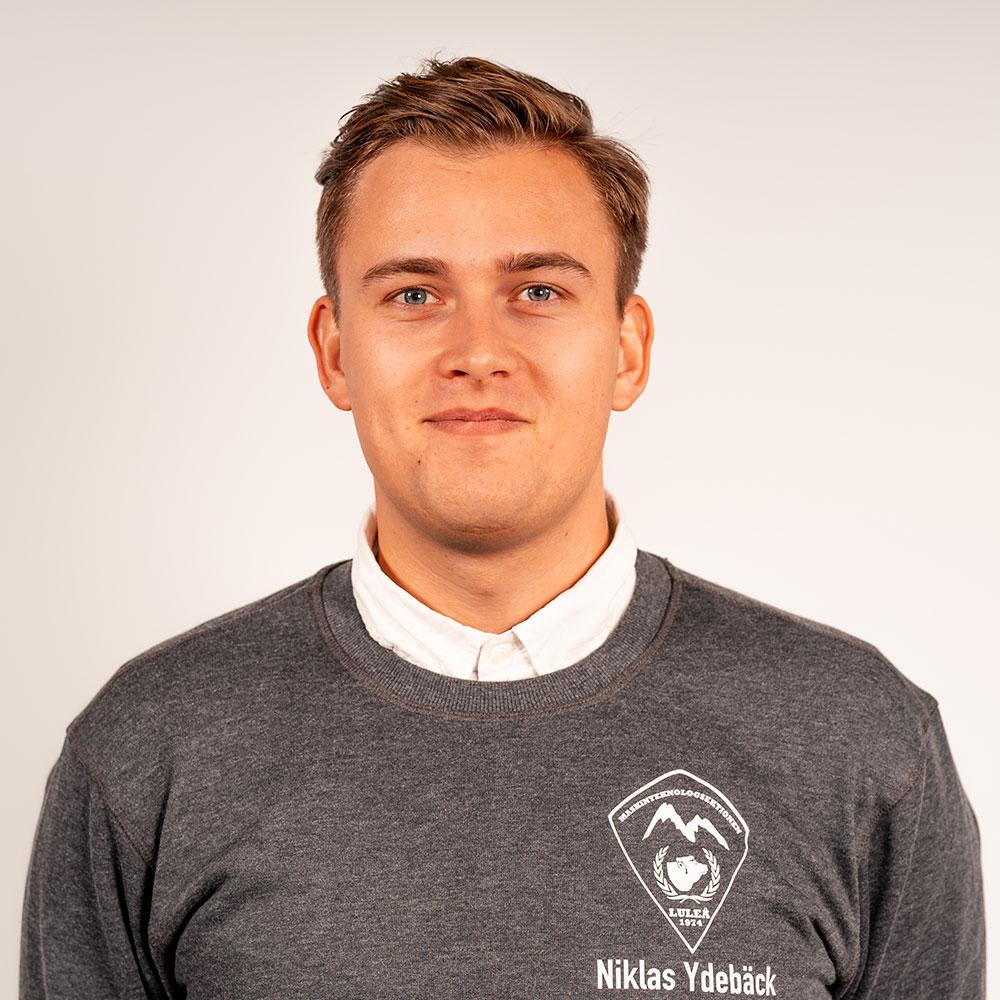 Niklas Ydebäck